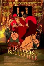 фильм Трио из Бельвилля Triplettes de Belleville, Les 2003