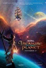 фильм Планета сокровищ Treasure Planet 2002