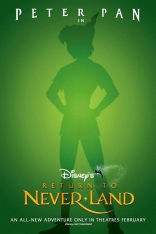 ����� ����� ��� � ��������� Return to Never Land 2002