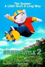 фильм Стюарт Литтл 2 Stuart Little 2 2002
