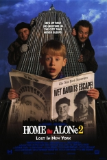 фильм Один дома 2: Потерявшийся в Нью-Йорке Home Alone 2: Lost in New York 1992