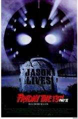 ����� ������� ���: �������, 13-��, ����� VI Jason Lives: Friday the 13th Part VI 1986