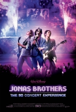 ����� ������� ������� ������* Jonas Brothers: The 3D Concert Experience 2009