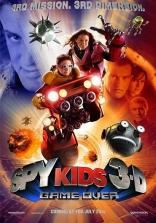 Дети шпионов 3D: Игра окончена