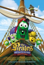 ����� ����������� ������� � ������ ������ 2* The Pirates Who Don't Do Anything: A VeggieTales Movie 2008