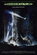фильм Годзилла Godzilla 1998