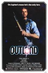фильм Чужая земля Outland 1981