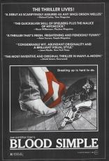 фильм Просто кровь Blood Simple. 1984