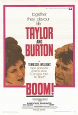фильм Бум! Boom 1968