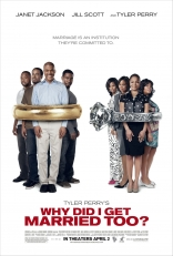 фильм Зачем мы женимся снова?* Why Did I Get Married Too? 2010