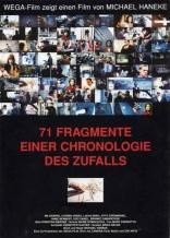 фильм 71 фрагмент хронологической случайности 71 Fragmente einer Chronologie des Zufalls 1994
