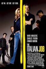 фильм Ограбление по-итальянски Italian Job, The 2003