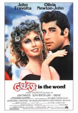 фильм Бриолин Grease 1978