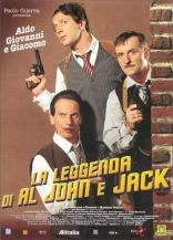 фильм Приключения гангстеров в Нью-Йорке Leggenda di Al, John e Jack, La 2002