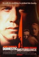 фильм Скрытая угроза Domestic Disturbance 2001