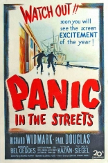 ����� ������ �� ������ Panic in the Streets 1950