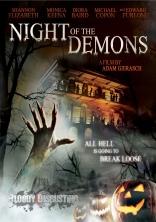 фильм Ночь демонов Night of the Demons 2009