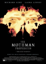 фильм Человек-мотылек The Mothman Prophecies 2002