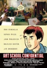 фильм Реклама для гения Art School Confidential 2006