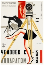 фильм Человек с киноаппаратом  1929