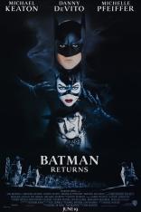 фильм Бэтмен возвращается Batman Returns 1992