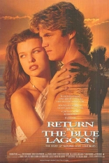 ����� ����������� � ������� ������ Return to the Blue Lagoon 1991