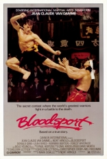 фильм Кровавый спорт Bloodsport 1988