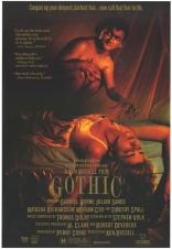 фильм В готическом стиле Gothic 1986