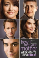 ����� ��� � �������� ���� ���� How I Met Your Mother 2005-2014