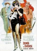 фильм Нежная Ирма Irma la Douce 1963