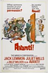 фильм Аванти! Avanti! 1972