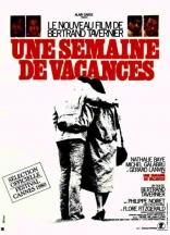 фильм Неделя отпуска Une semaine de vacances 1980