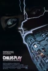 фильм Детские игры Child's Play 1988