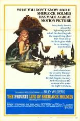 фильм Частная жизнь Шерлока Холмса Private Life of Sherlock Holmes, The 1970