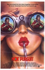 фильм Преследование по пятам* Hot Pursuit 1987