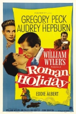 ����� ������� �������� Roman Holiday 1953