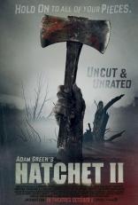 фильм Топор II* Hatchet II 2010