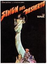 фильм Симеон Столпник Simón del desierto 1969