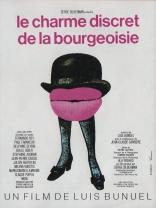 фильм Скромное обаяние буржуазии Charme Discret De La Bourgeoisie, Le 1972