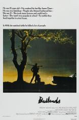 фильм Пустоши Badlands 1973