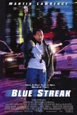 фильм Бриллиантовый полицейский Blue Streak 1999