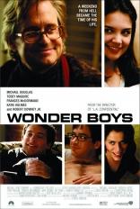 фильм Вундеркинды Wonder Boys 2000