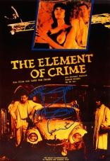 фильм Элемент преступления Forbrydelsens element 1984