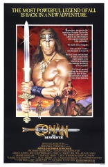 ����� �����-����������� Conan the Destroyer 1984