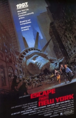 ����� ����� �� ���-����� Escape from New York 1981
