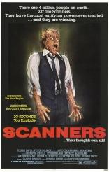 фильм Сканнеры Scanners 1981