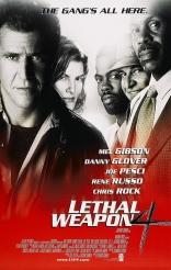 фильм Смертельное оружие 4 Lethal Weapon 4 1998