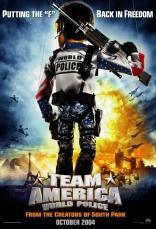 фильм Отряд Америка: Всемирная полиция Team America: World Police 2004