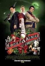 фильм Убойное Рождество Гарольда и Кумара Very Harold & Kumar 3D Christmas, A 2011