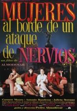 фильм Женщины на грани нервного срыва Mujeres al borde de un ataque de nervios 1988